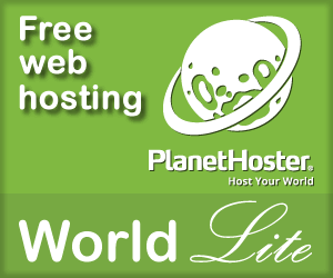 planethoster free web hosting